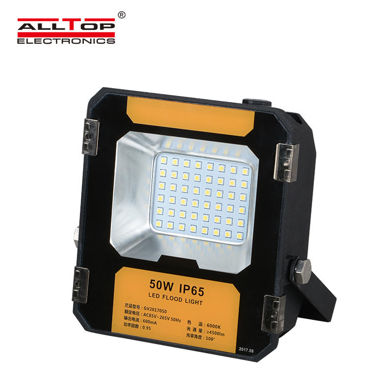 led flood light free design for warehouse ALLTOP