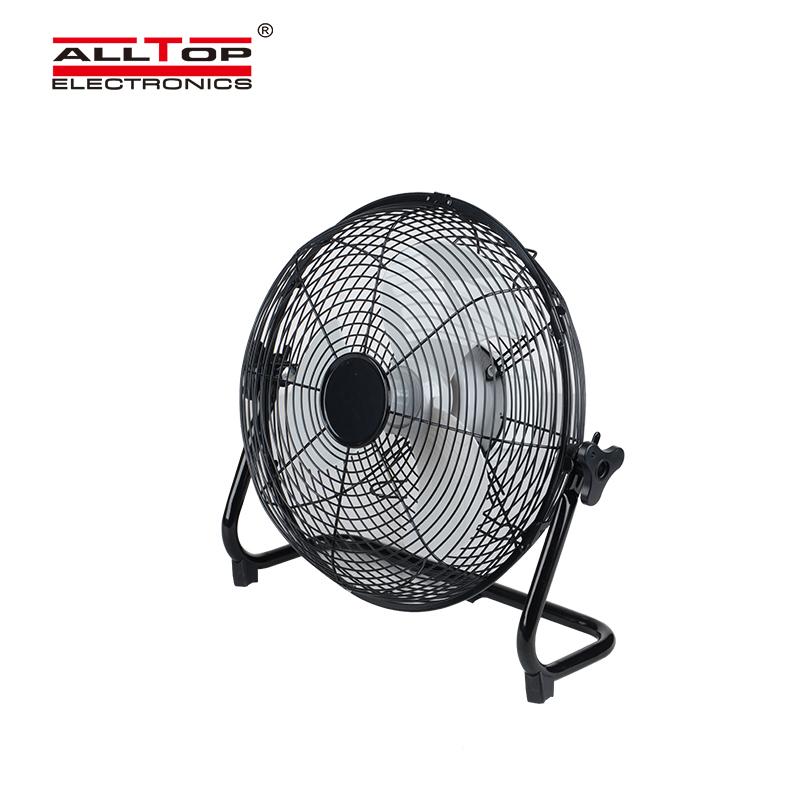ALLTOP -New wireless outdoor electric bracket solar fan