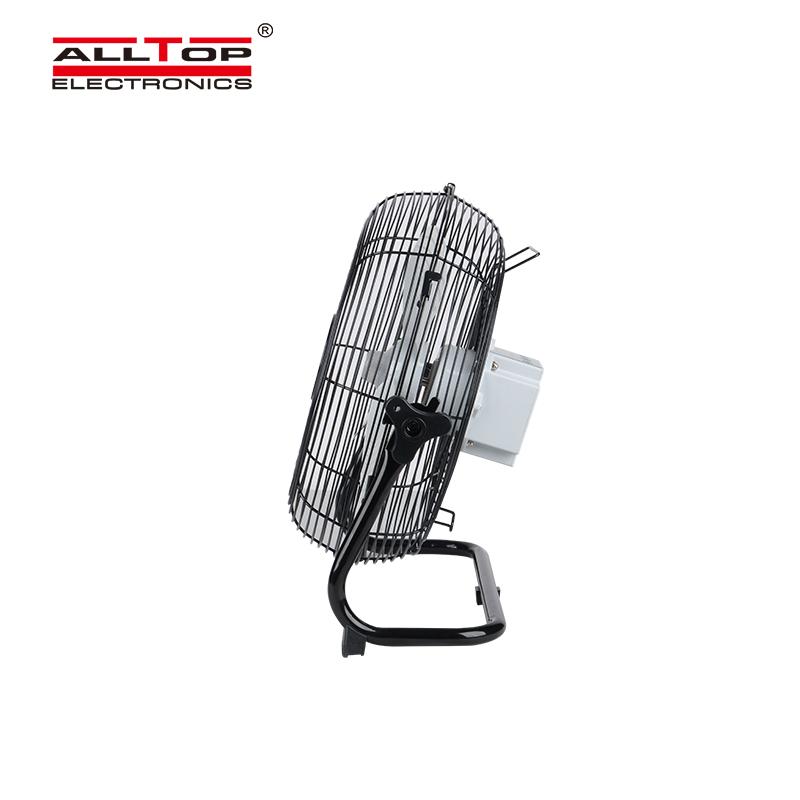 ALLTOP -New wireless outdoor electric bracket solar fan-1