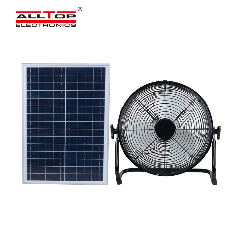 ALLTOP energy-saving customized solar powered flood lights supplier for battery backup-1