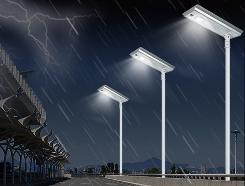 ALLTOP high quality all in one solar street light with good price for road-10