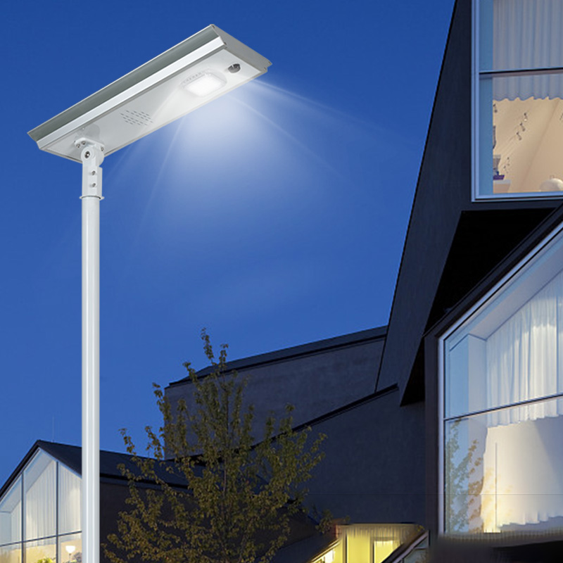 ALLTOP adjustable angle solar street light ip65 wholesale for garden-12