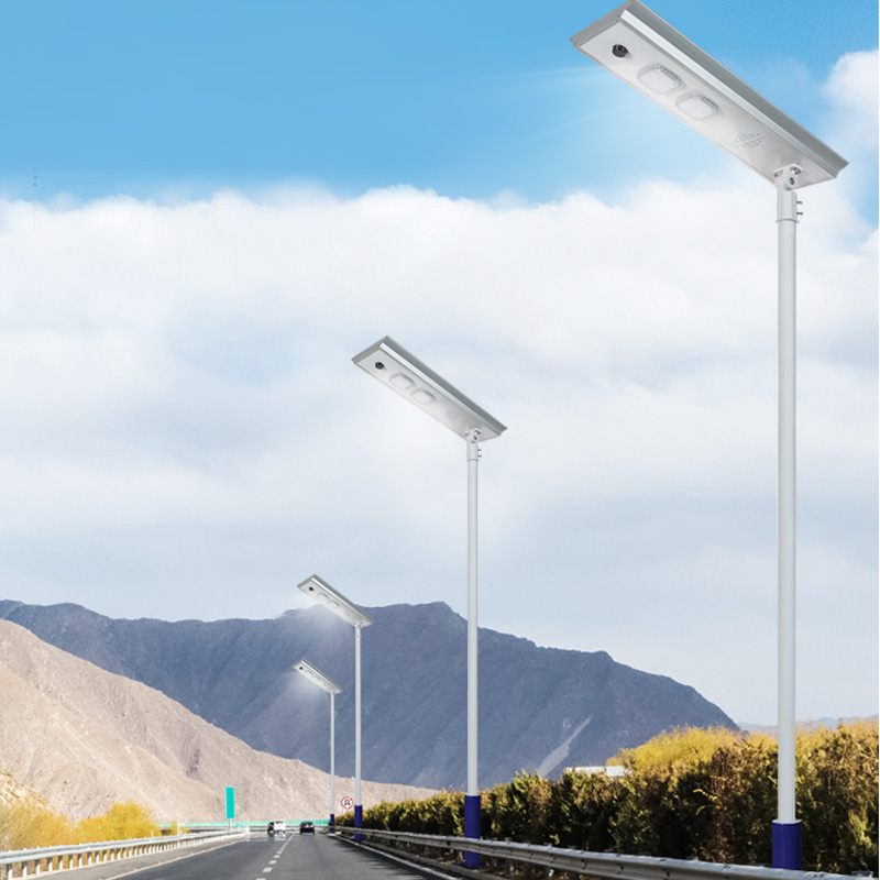 ALLTOP adjustable angle solar street light ip65 wholesale for garden-13