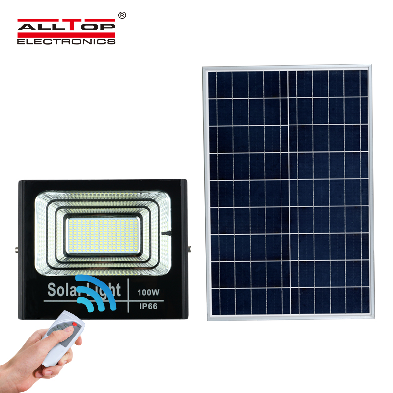 ALLTOP flood light solar factory for stadium-4