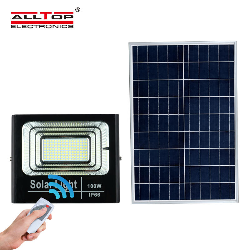 ALLTOP flood light solar factory for stadium