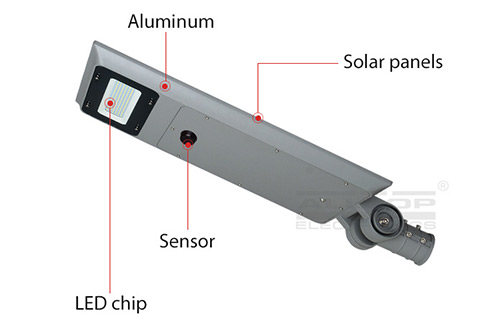 ALLTOP -Oem Solar Street Light Manufacturer, All In One Solar Led Street Light-5
