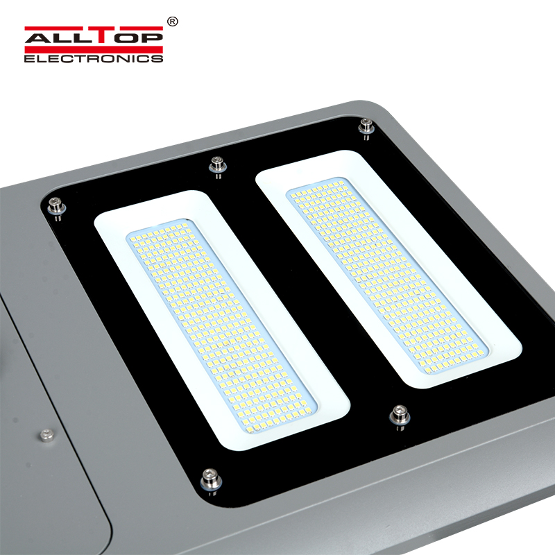 ALLTOP -solar powered lights | ALL IN ONE SOLAR STREET LIGHT | ALLTOP-1