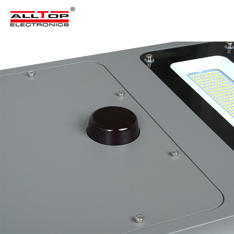 ALLTOP -solar powered lights | ALL IN ONE SOLAR STREET LIGHT | ALLTOP