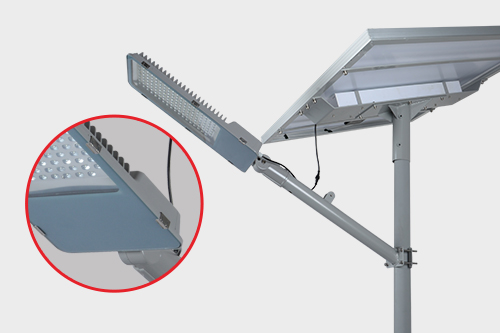 ALLTOP 9w solar street light series for lamp-6