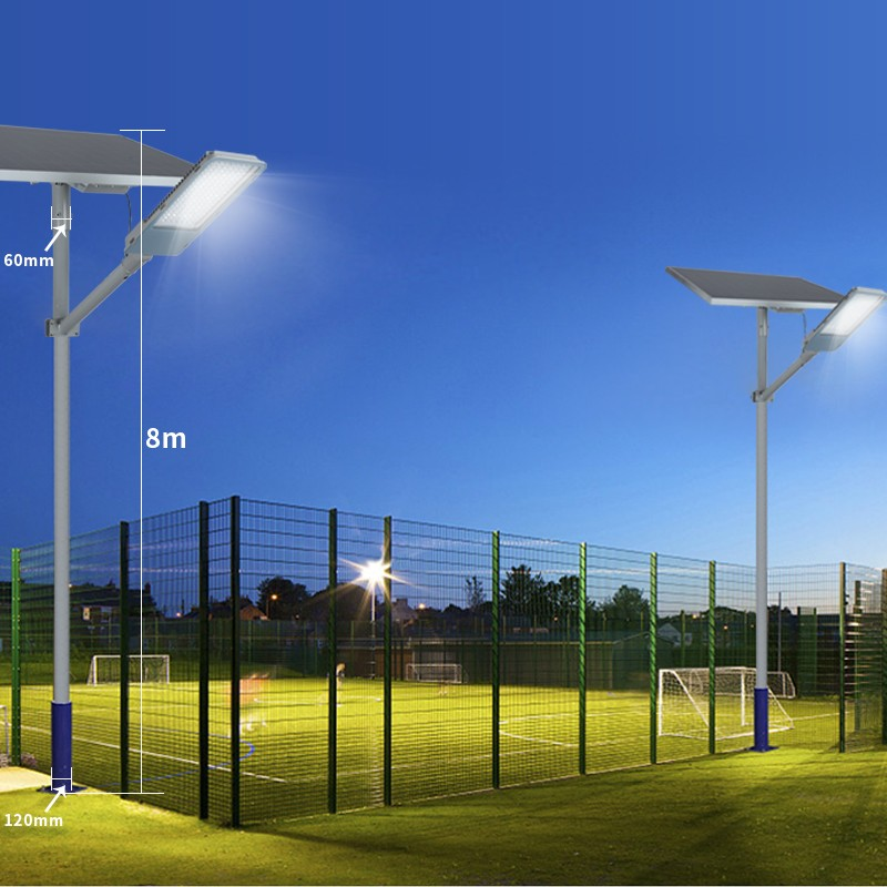 ALLTOP top selling solar street lamp post for outdoor yard-9