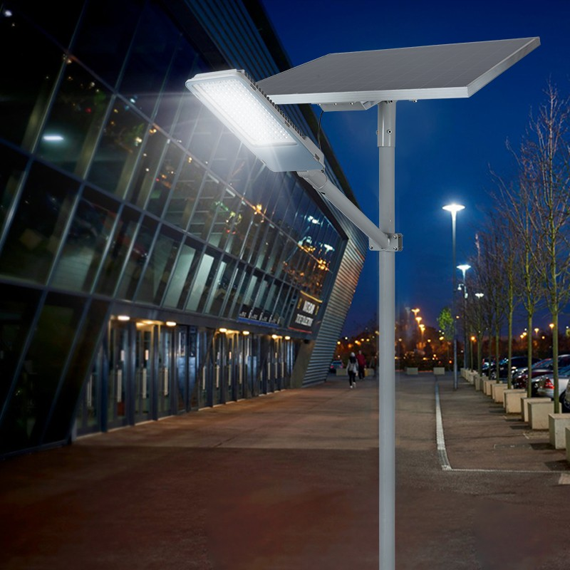 ALLTOP top selling solar street lamp post for outdoor yard-10