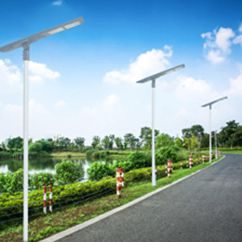 ALLTOP integrated street light with good price for garden