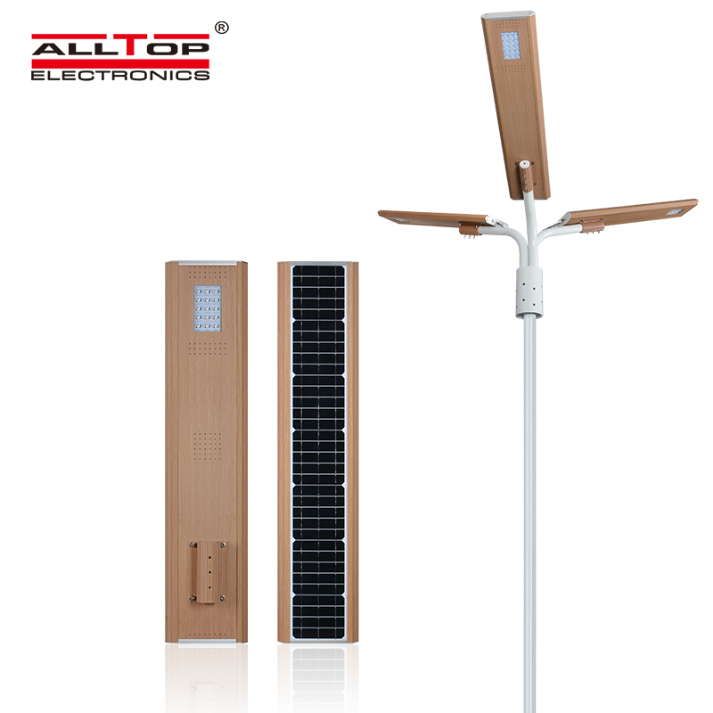 ALLTOP -Solar Led Street Lamp Factory, Outdoor Solar Street Lights | Alltop