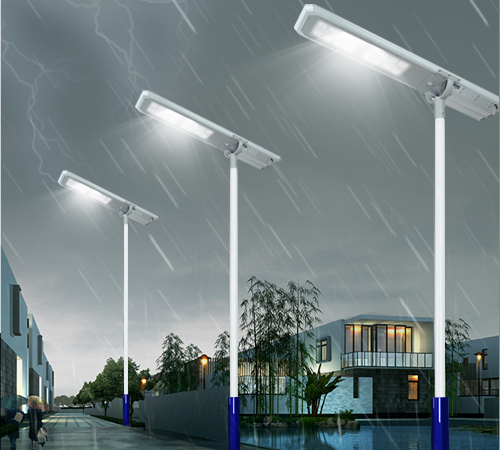 ALLTOP Outdoor intelligent integrated solar street light-6
