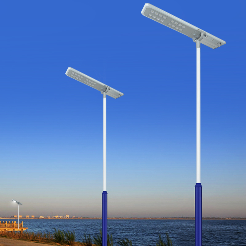 ALLTOP Outdoor intelligent integrated solar street light-9