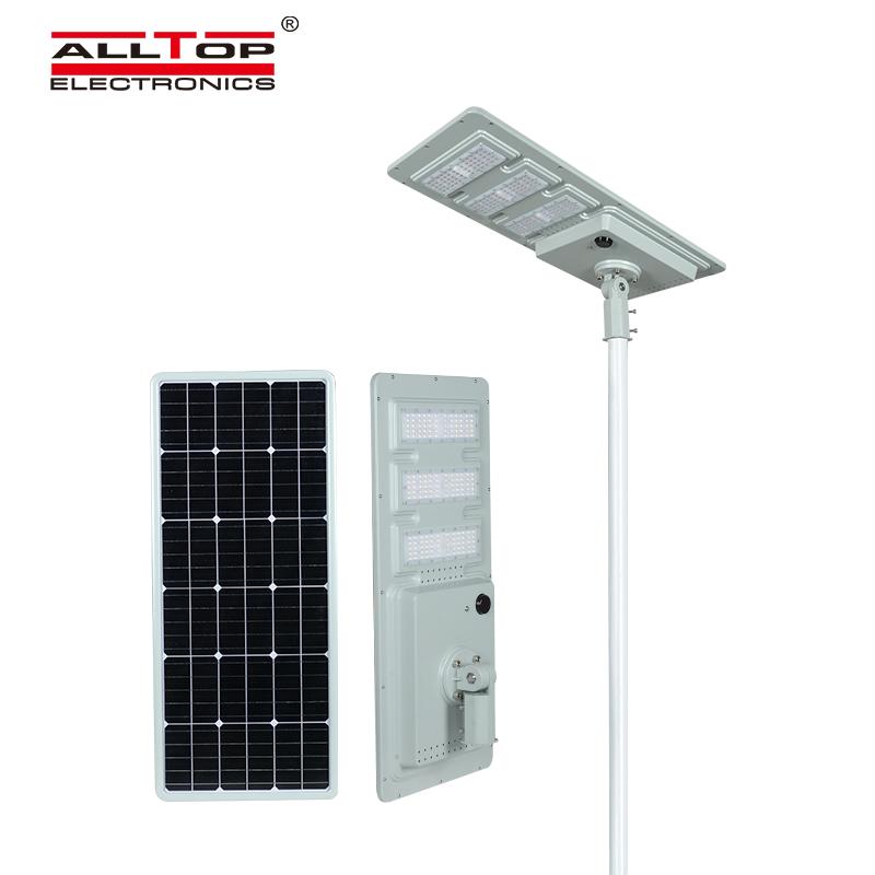 ALLTOP -all in one solar street courtyard light | ALL IN ONE SOLAR STREET LIGHT | ALLTOP-1