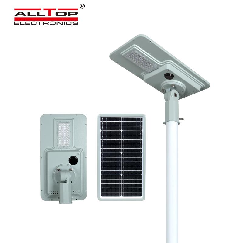 ALLTOP -all in one solar street courtyard light | ALL IN ONE SOLAR STREET LIGHT | ALLTOP