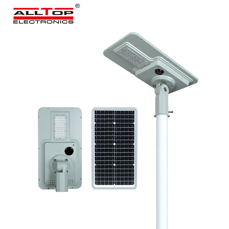 ALLTOP integrated solar powered lights wholesale for garden-1