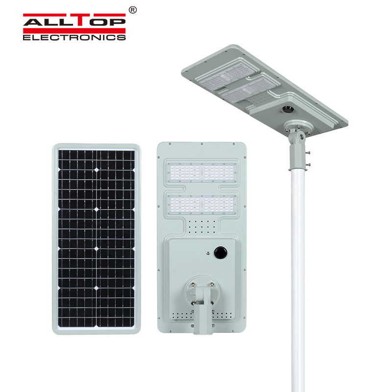 ALLTOP integrated solar powered lights wholesale for garden-3