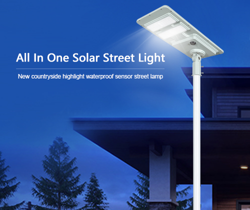 adjustable angle outside solar lights long lifespan for road-5