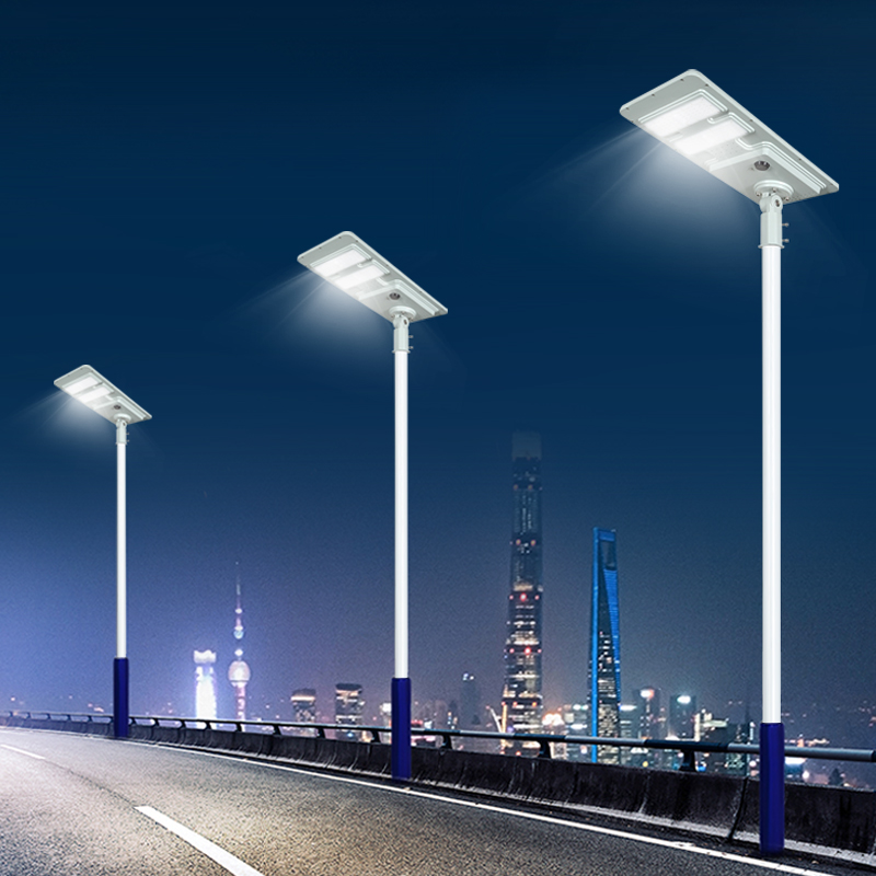 adjustable angle outside solar lights long lifespan for road-12