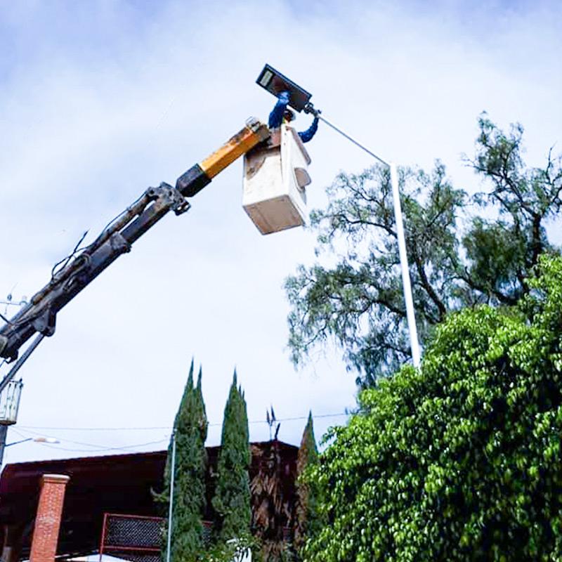 ALLTOP -Alltop Solar Street Light