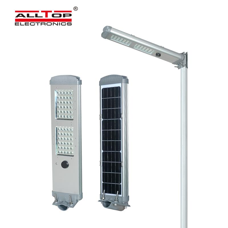 ALLTOP -solar street light ,integrated solar street light price   ALLTOP-1