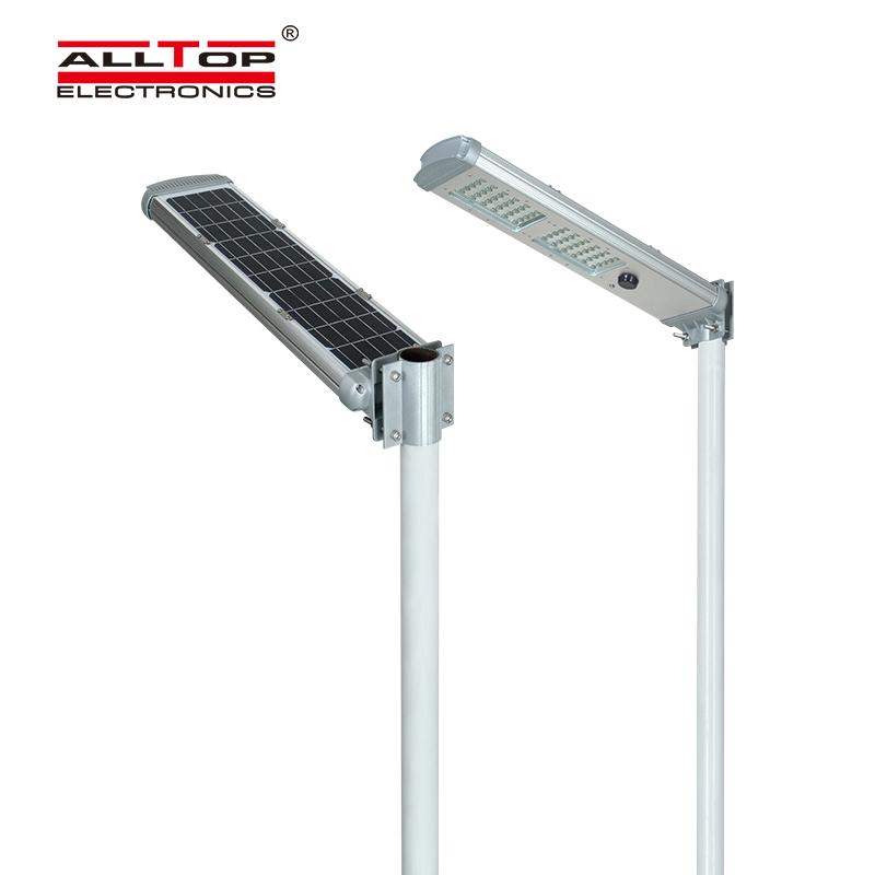 ALLTOP -solar street light ,integrated solar street light price   ALLTOP