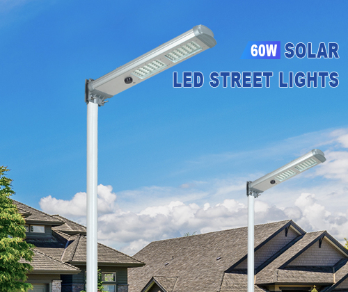 Outdoor intelligent integrated solar street light-4