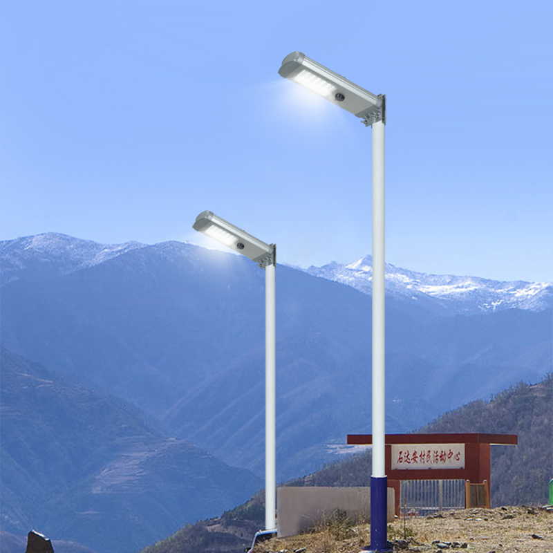Outdoor intelligent integrated solar street light-10