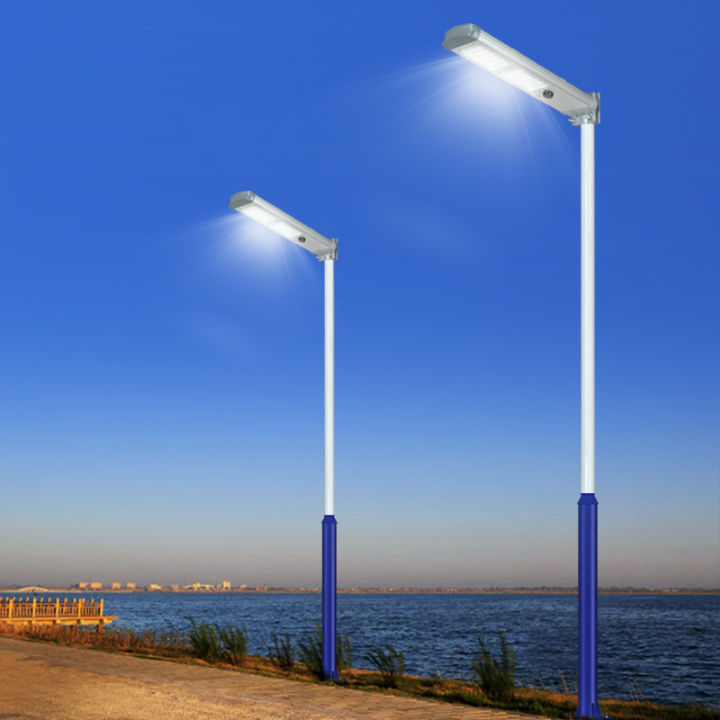 Outdoor intelligent integrated solar street light-11