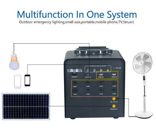 ALLTOP multi-functional solar panel system supplier for home-5