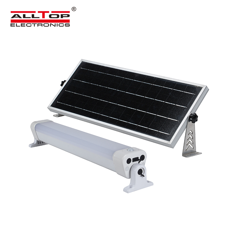 ALLTOP -30w Solar Street Light Supplier, Solar Powered Led Street Lights | Alltop