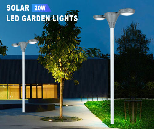ALLTOP solar garden lamps by bulk for landscape