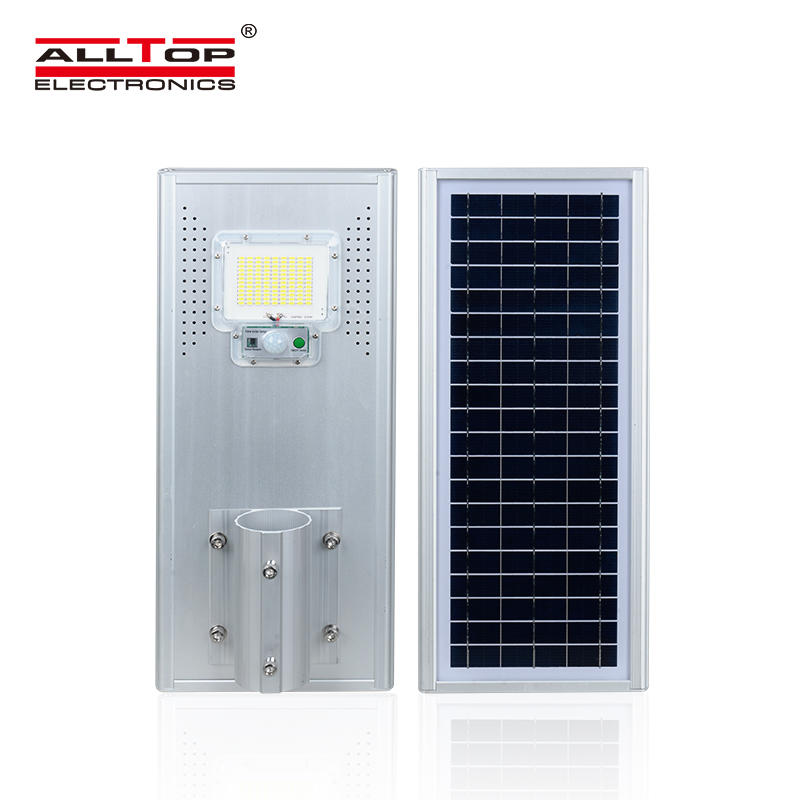 ALLTOP solar led lights long lifespan for highway