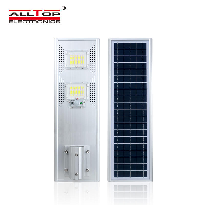 ALLTOP solar lamp manufacturer for highway