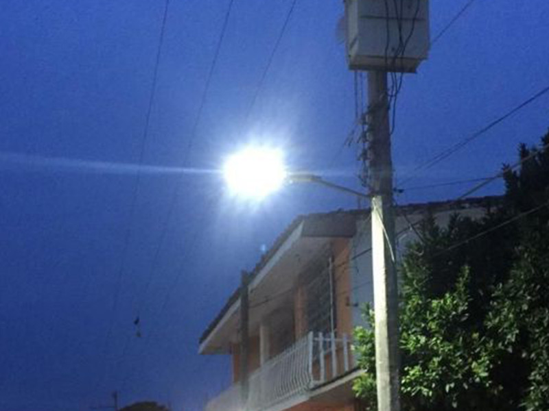ALLTOP solar lamp manufacturer for highway-17