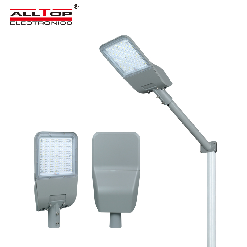 product-ALLTOP -Modern Waterproof Street Light, LED Light Street, Aluminum SMD 100W150W200W LED Stre