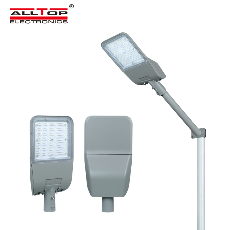 automatic led roadway lighting supply for park-2
