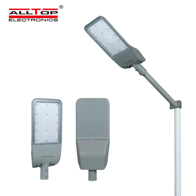 automatic led roadway lighting supply for park