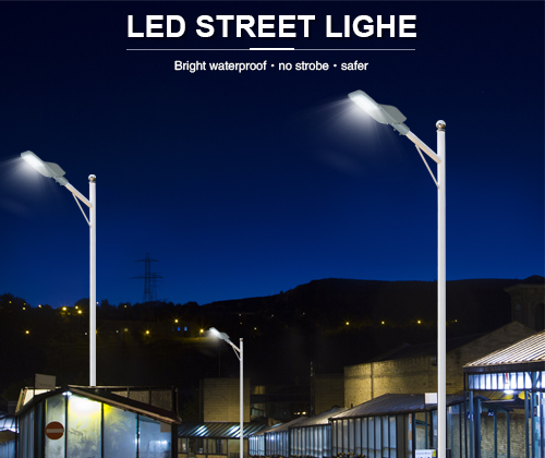 automatic led roadway lighting supply for park-4