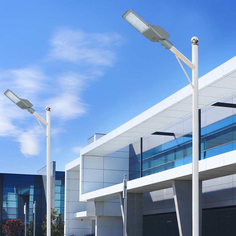 automatic led roadway lighting supply for park-11