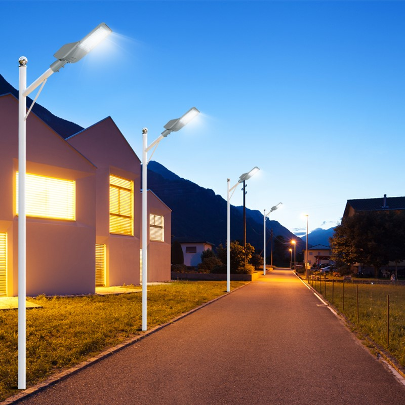 automatic led roadway lighting supply for park-12