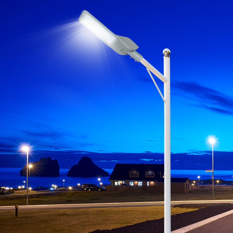 automatic led roadway lighting supply for park-13
