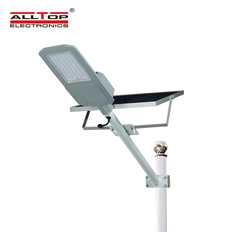HIGH CLASS Super brightness ip65 waterproof outdoor 50w led solar street light