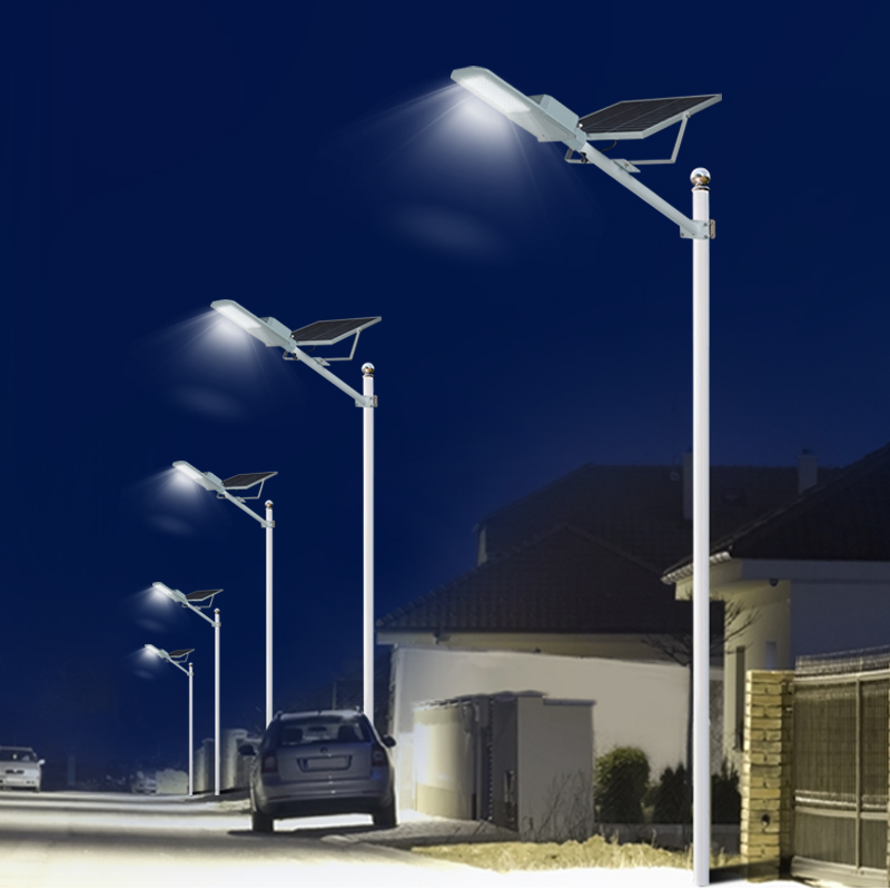 ALLTOP 30w solar street light shining rightness for playground-8