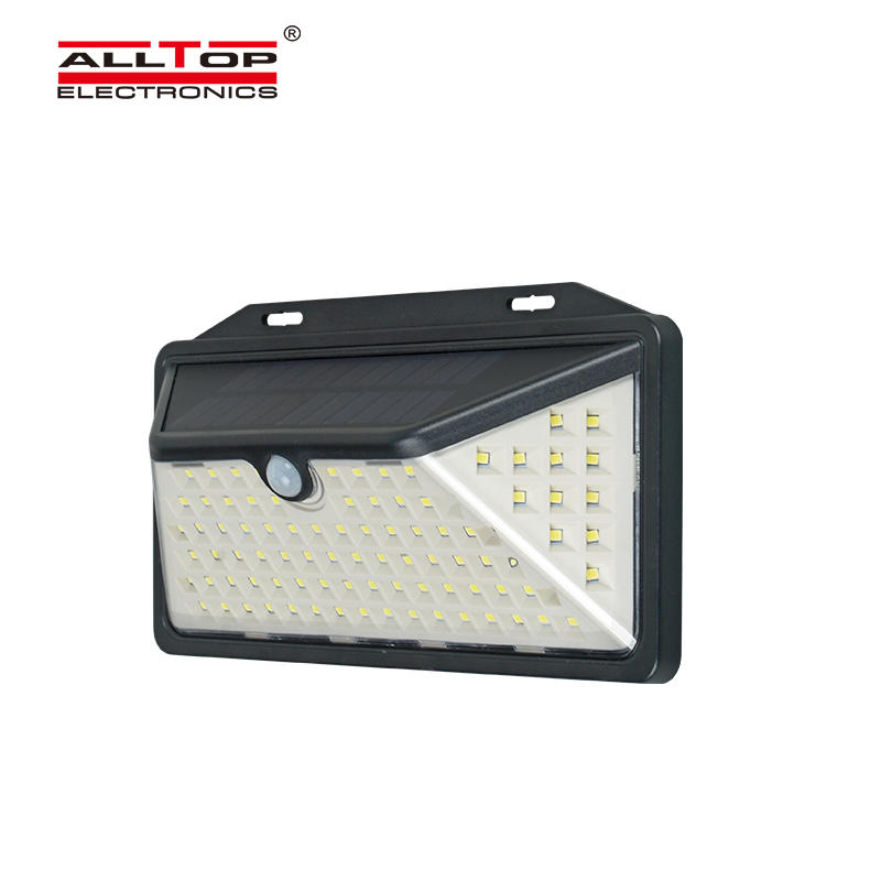 ALLTOP high quality solar wall lantern directly sale for garden