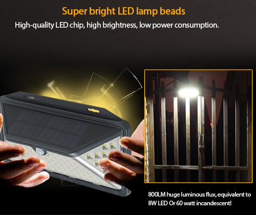 high quality solar led wall pack portable highway lighting-5