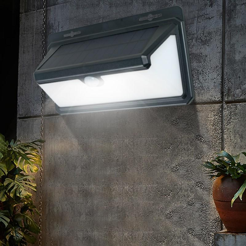 ALLTOP waterproof solar sensor wall light with motion sensor supplier highway lighting