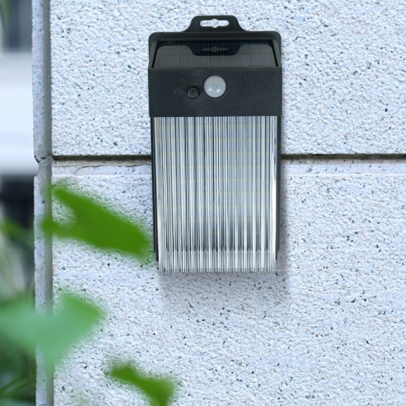 ALLTOP energy-saving solar wall sconce wide usage for street lighting-9